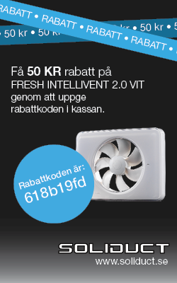 Rabatt på Intellivent